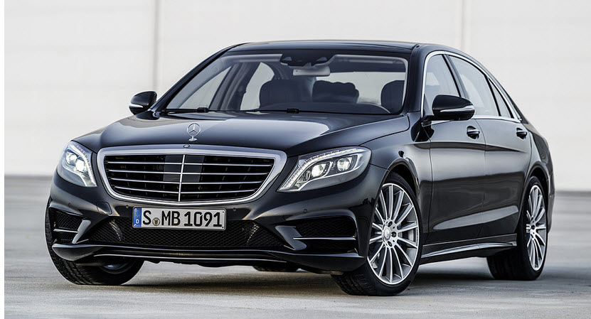 Mercedes S Class Magic Body Control System