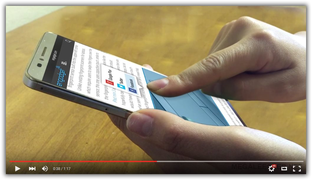 3D Touch Screens Soon Coming To Android Devices