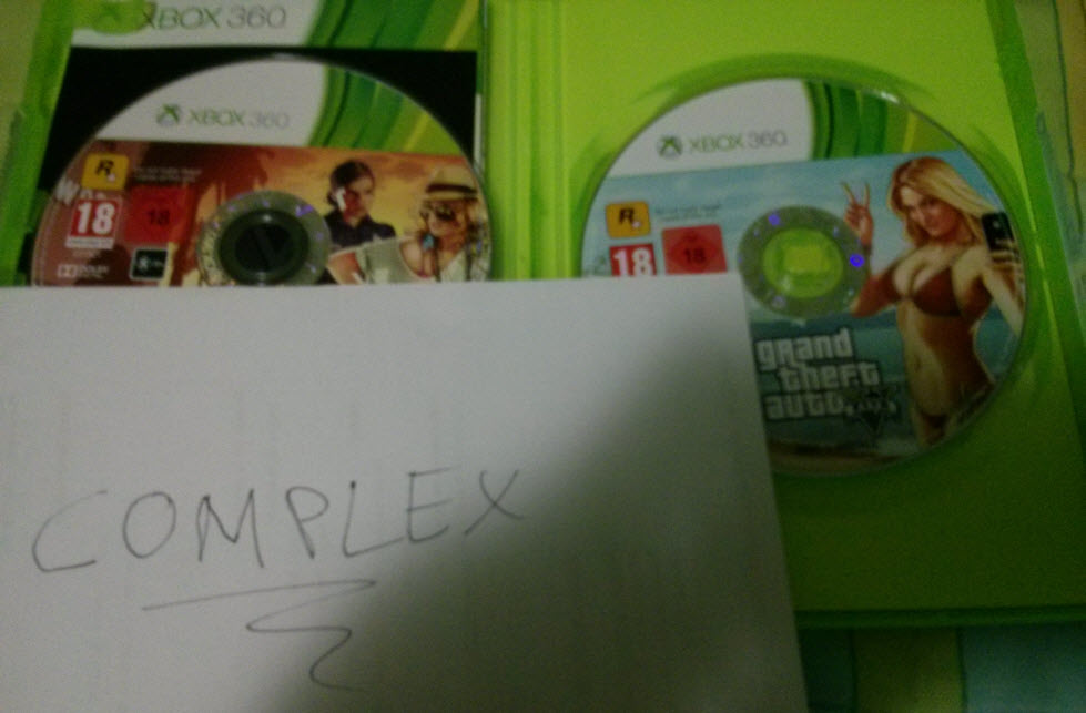 GTA V Pirated Copy