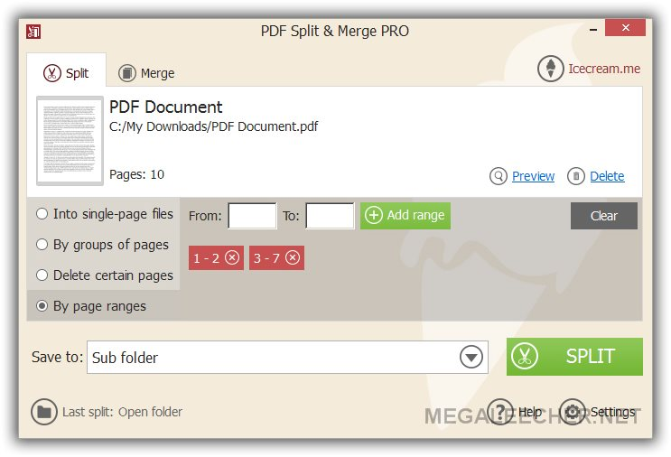pdf split and merge free download for windows 8 64 bit