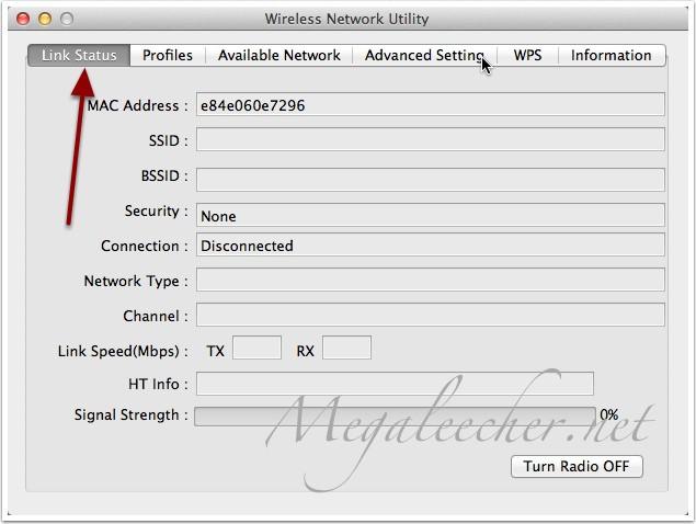 Ralink wireless utility download os x lion