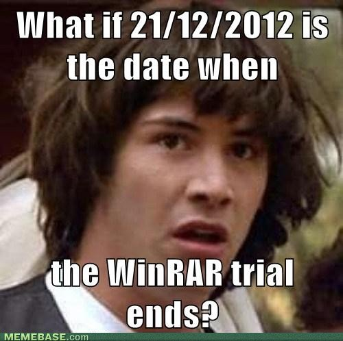 WinRAR : The Story Behind The Never-Ending 40-Day Trial
