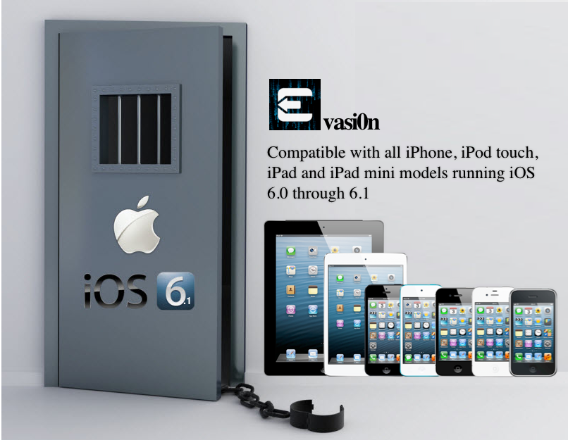 Apple iOS 6.1 Jailbreak Teaser