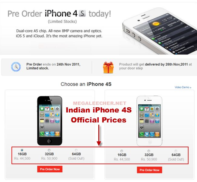 Buy IPhone In India Officially