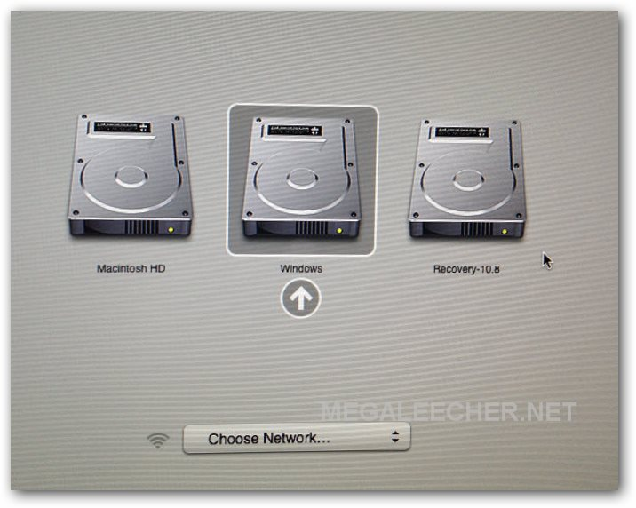 Apple Mac Boot Manager