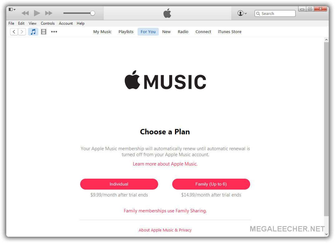 Apple Music Activation