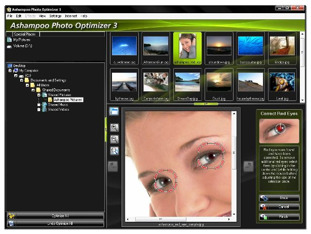 Ashampoo Photo Optimizer 3