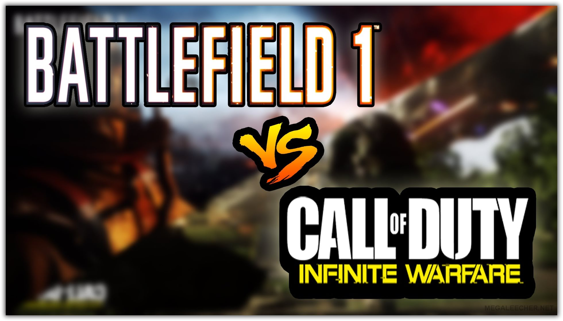 Battlefield 1 Vs Infinite Warfare
