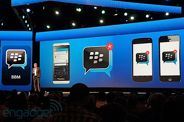 BBM For Apple