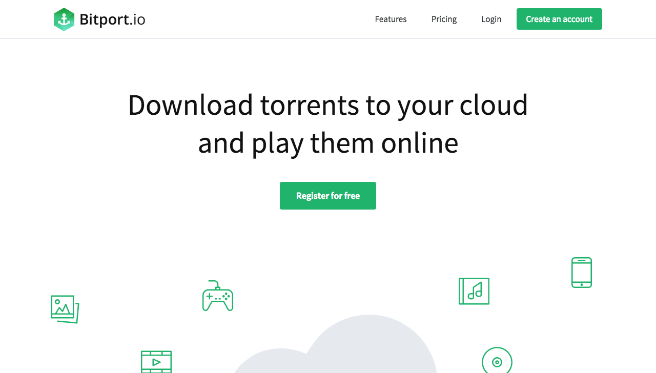 Bitport Cloud Torrent Downloader With Free Trial