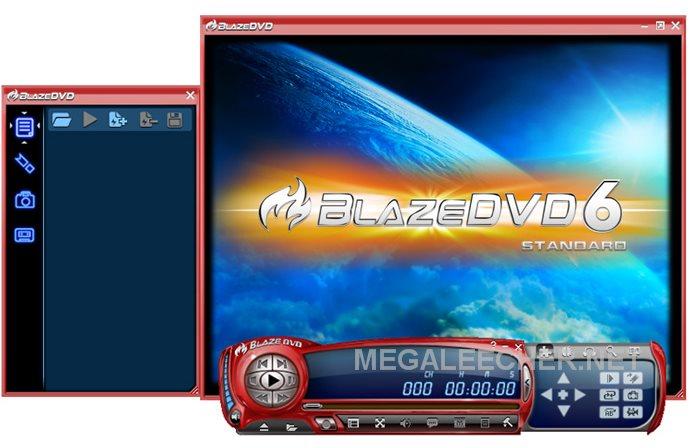 Blazedvd Pro Professional Region Free Dvd Player