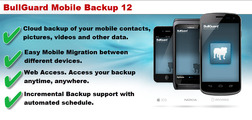 Bulldog Mobile Backup
