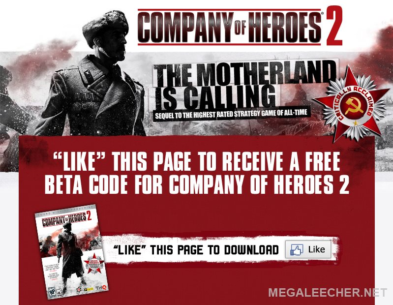 company of heroes 2 free  crack