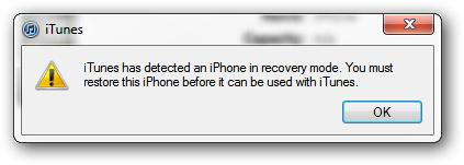 How to restore iOS 5 1 1 custom IPSW using iTunes without