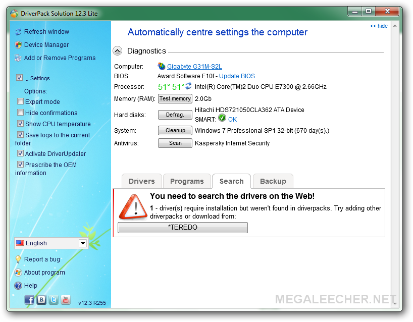 device driver software free