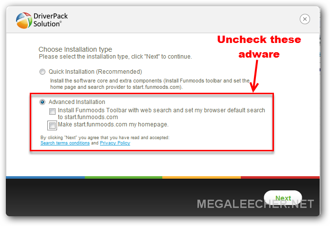 DriverPack Solution - Free Windows Device Driver Pack With