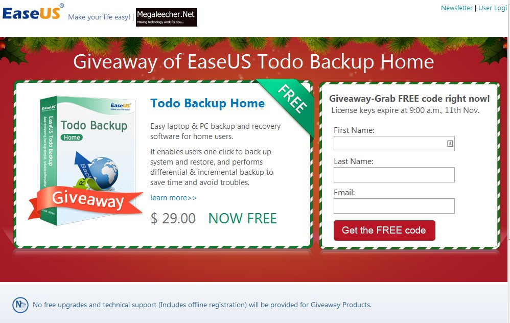 EaseUS Todo Backup Home Edition