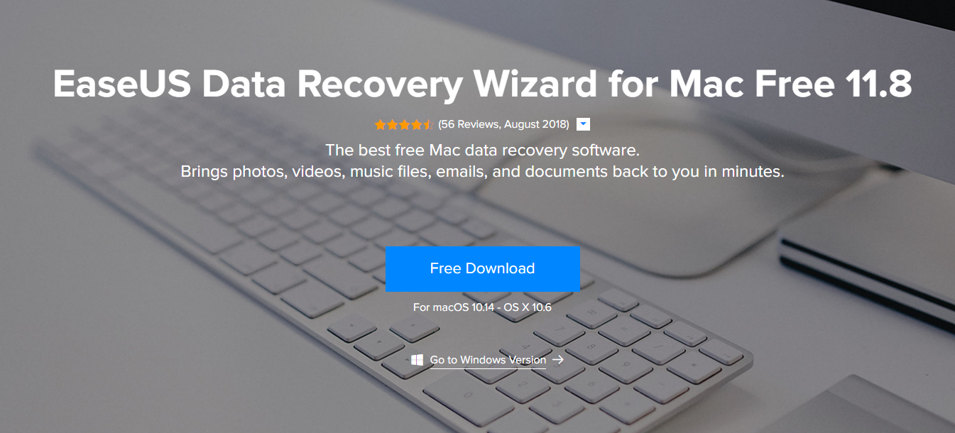 easeus data recovery wizard professional 4.3.6 software free download