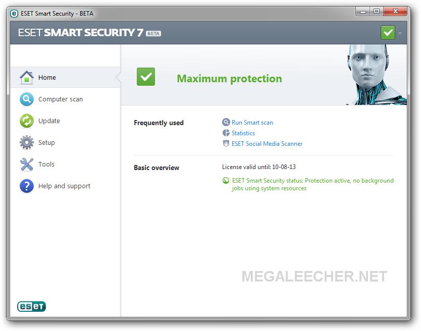 第二章 : ESET Smart Security v9.0 の Windows 7 へのインストールと評価 ...