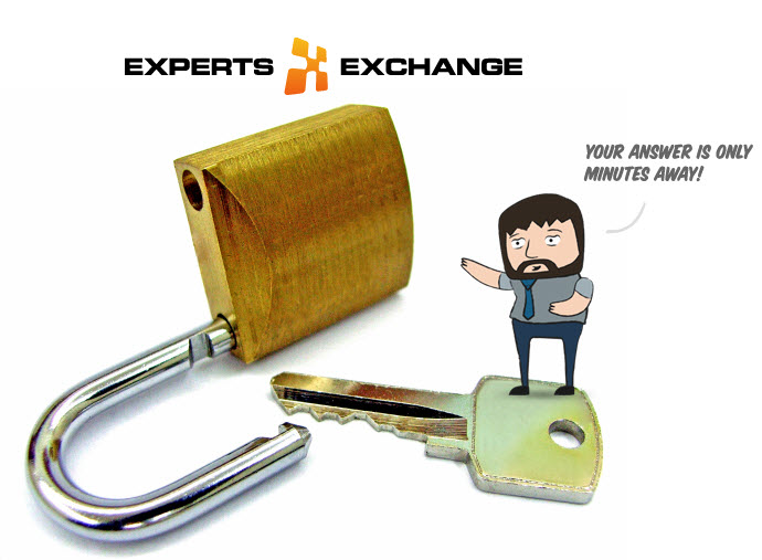 experts-exchange unlock hack logo