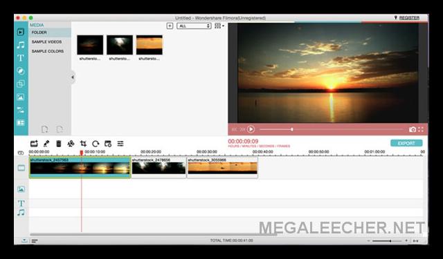 video editor like filmora
