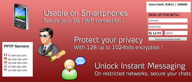Free VPN Offer