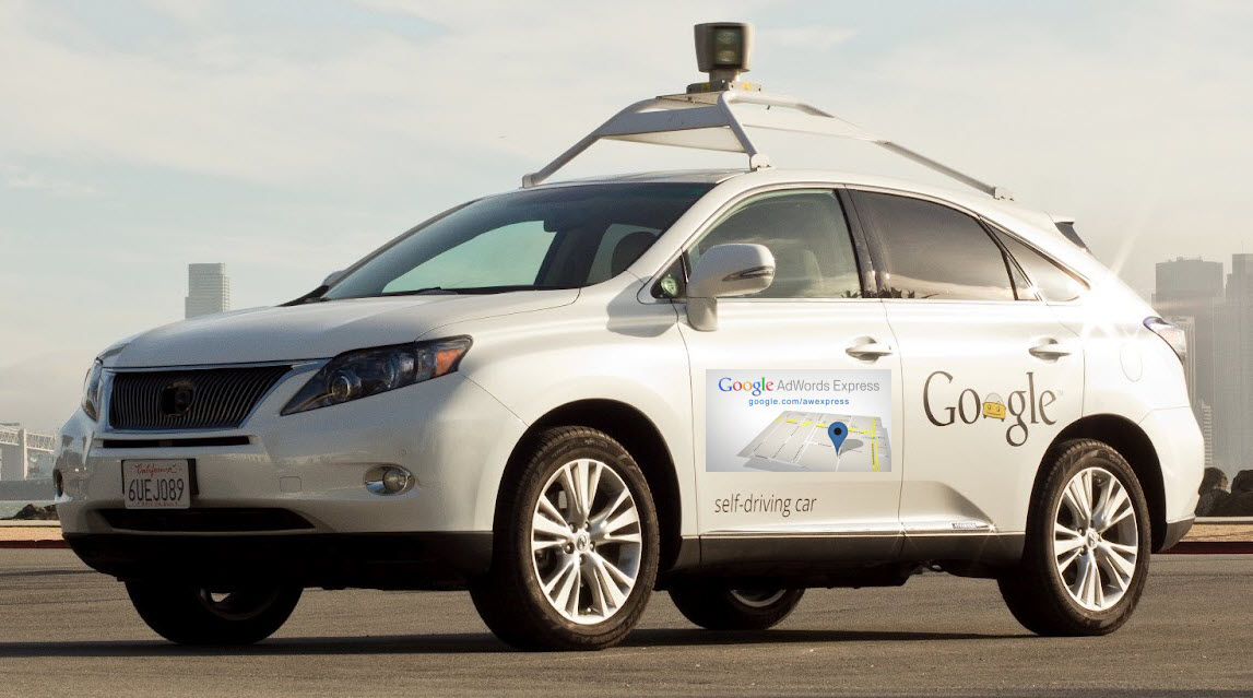 Google's Advertisement Powered Taxi