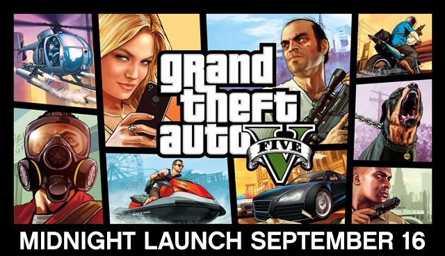GTA V Official