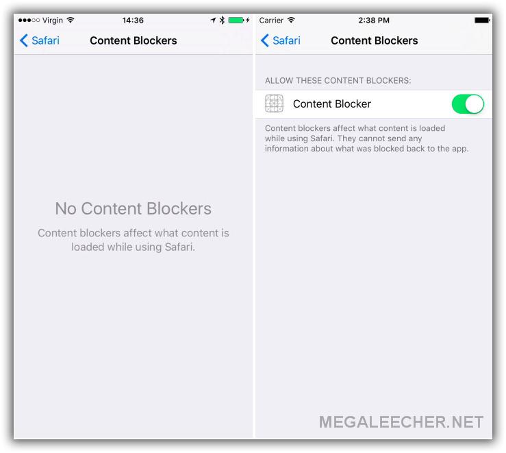 Adblocker For iOS