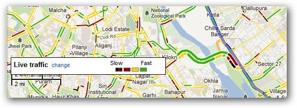 India Live Traffic