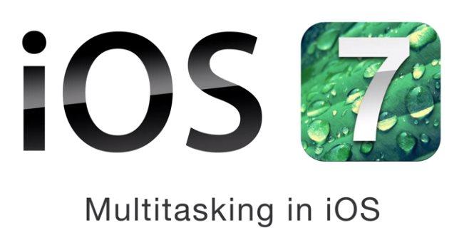 iOS 7 Concept Logo