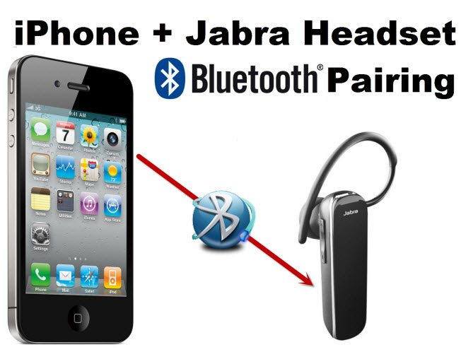 How To Pair Your Jabra Bluetooth Headset With Apple Iphone Megaleecher Net