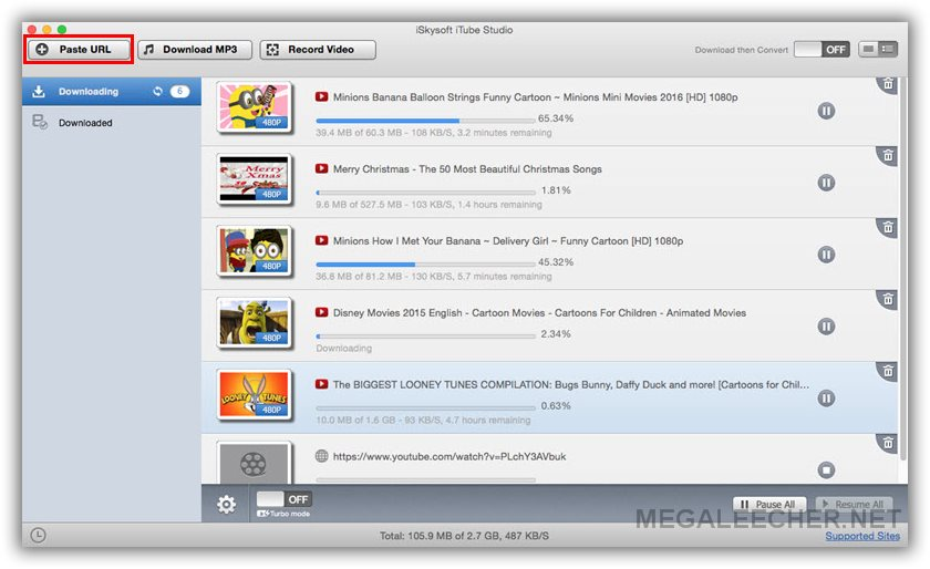 iskysoft itube studio mac review