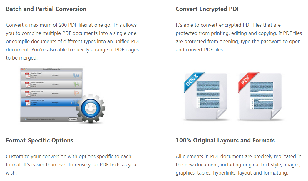 iSkysoft PDF Converter Review Shot