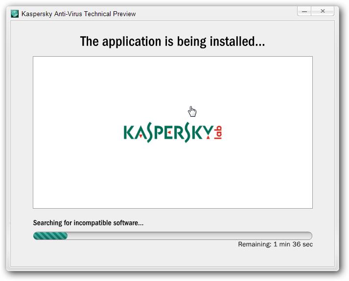 KAV 2013 Install