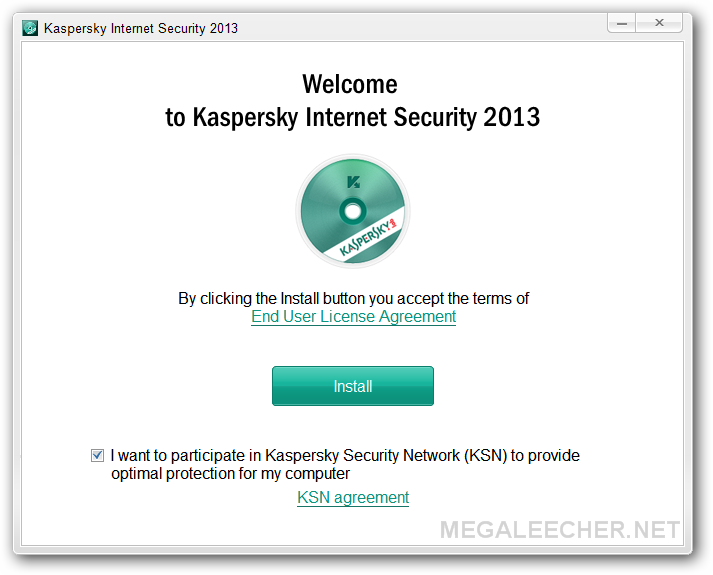 Download and activate Kaspersky Internet Security And Kaspersky Anti