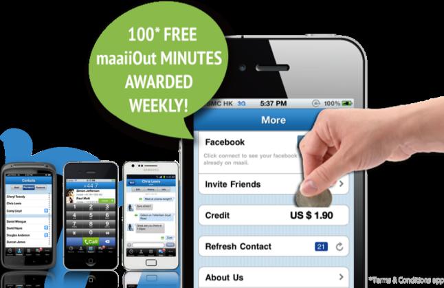 maaii Free Calls