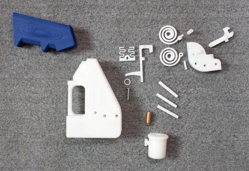 The 3D Gun