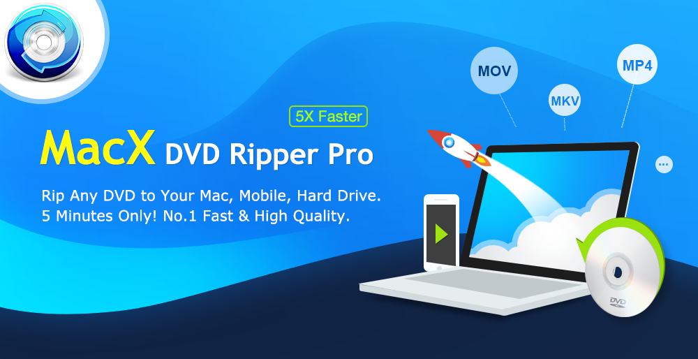 MacX DVD Ripper Pro Christmas Giveaway