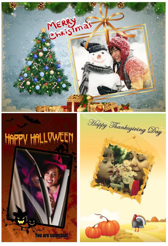 iGreetingCard Holidays