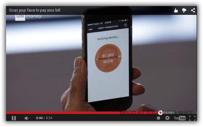 MasterCard FacePay