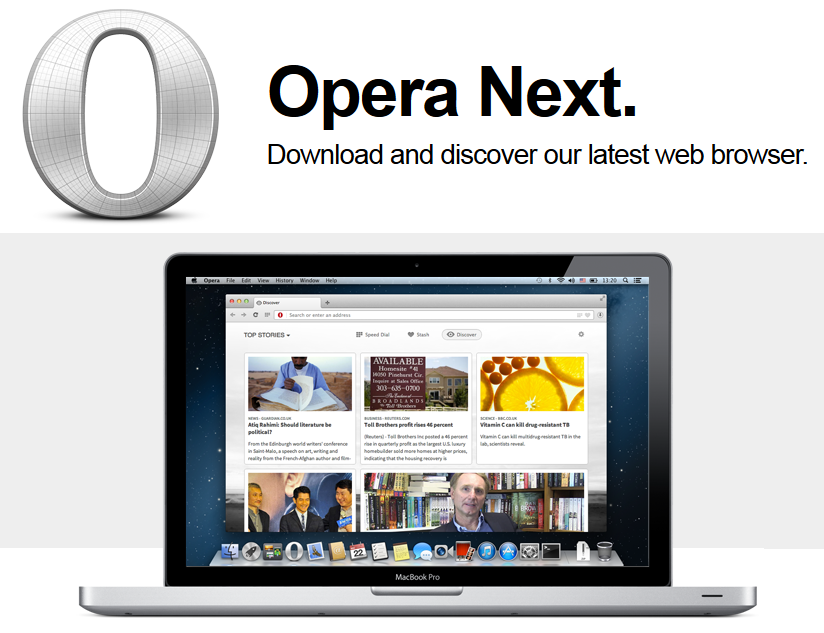 Opera Browser 2013 Download Droid-Dna: Download Op...