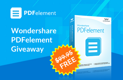 Grab PDFelement Serial Number For Free