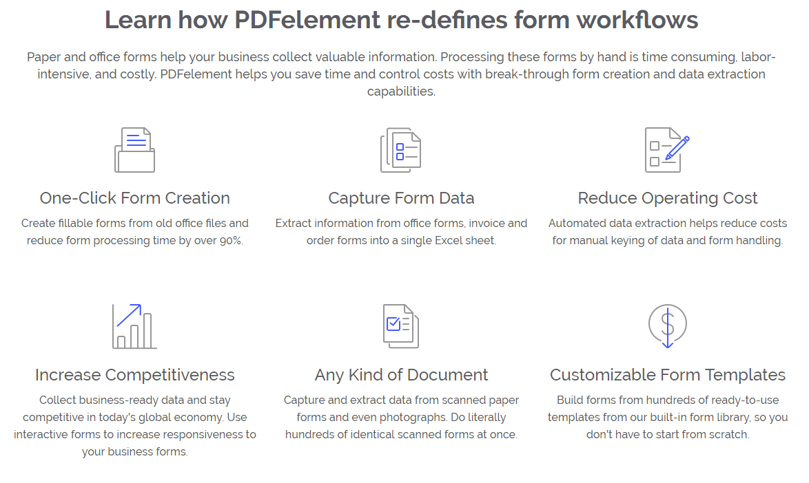 collect data from pdf forms