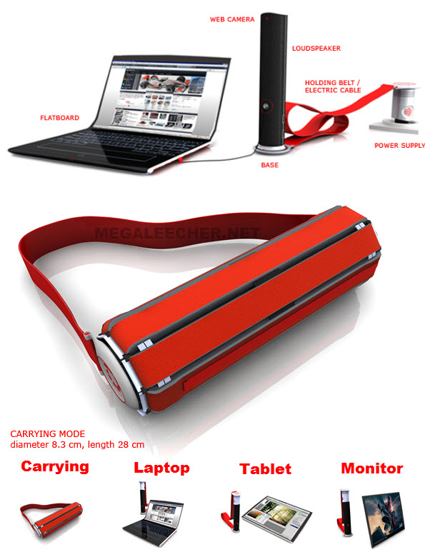 Miraculous Rolltop The All In One Foldable Laptop Tablet And Best Image Libraries Counlowcountryjoecom