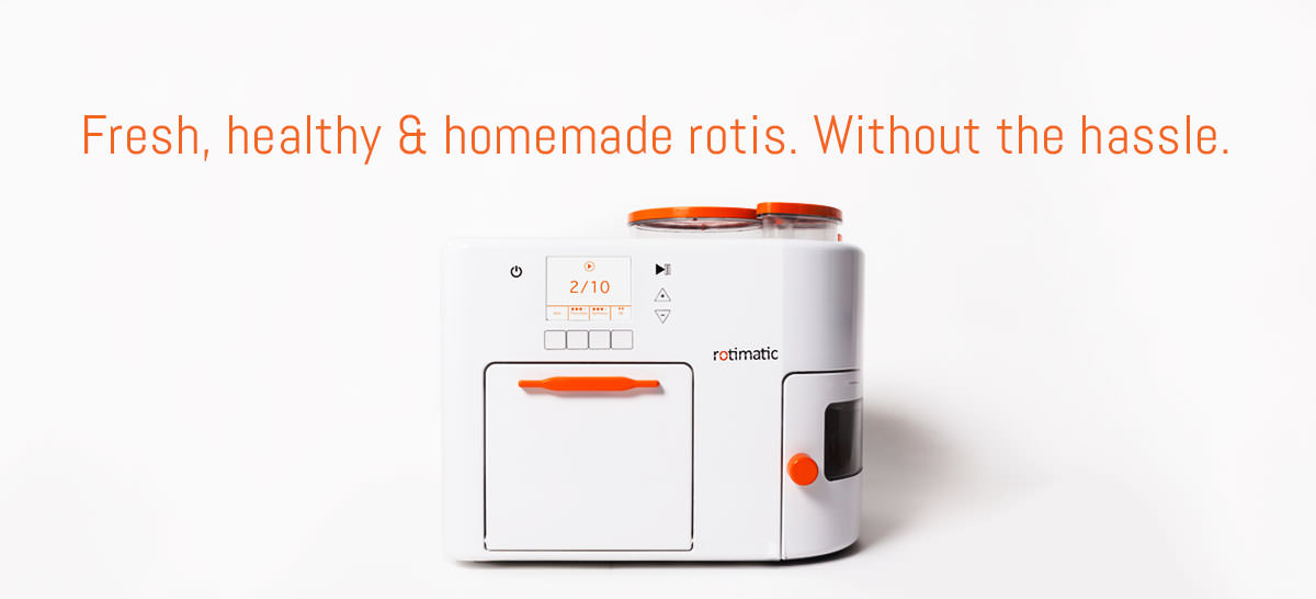 Automatic Roti maker Appliance
