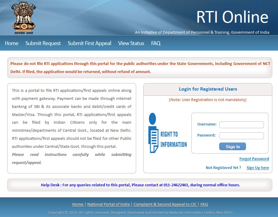RTI Online
