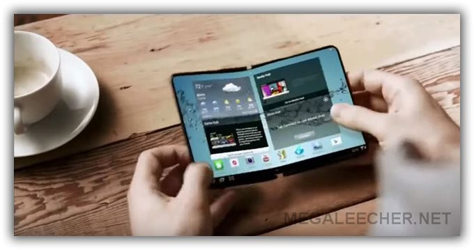 Samsung Bendable Screen Phones