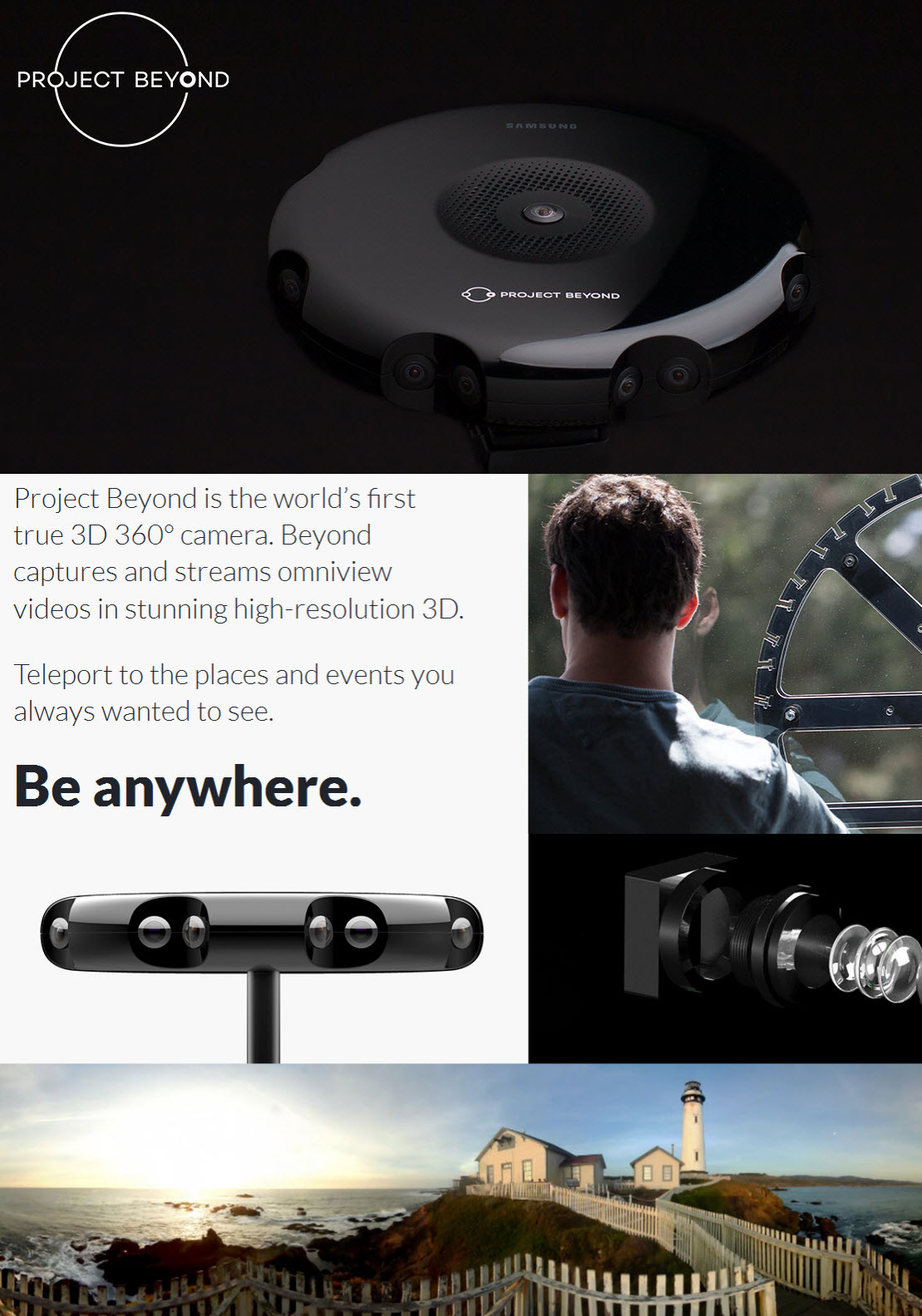 Samsung Project Beyond