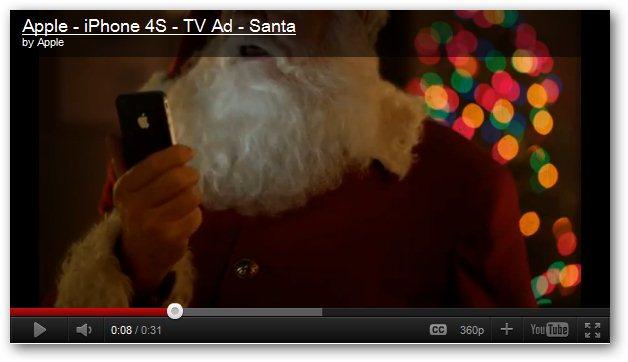 Santa And Siri
